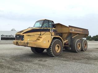 Articulated Dump Trucks
