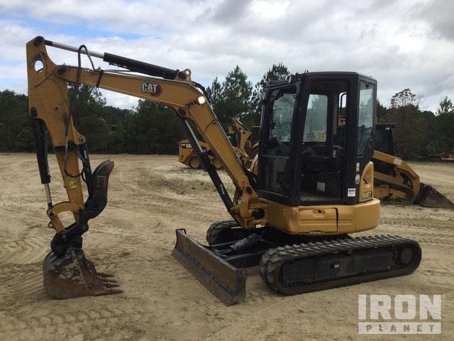 2020 Cat 304E2 CR Mini Excavator, Mini Excavator (1 - 4.9 Tons)