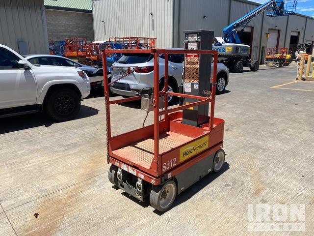 2016 Skyjack SJ12 Vertical Mast Lift, Boom Lift