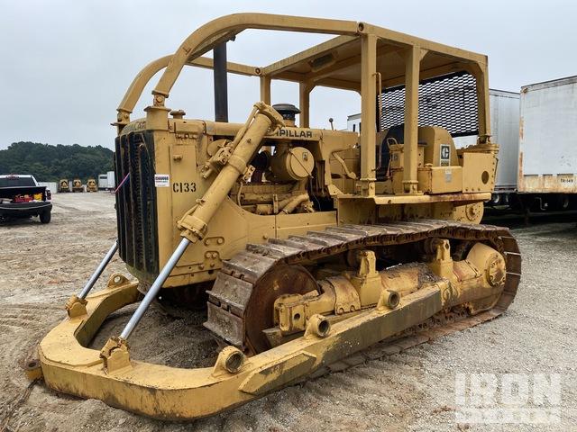 1983 Cat D7G Crawler Dozer, Crawler Tractor