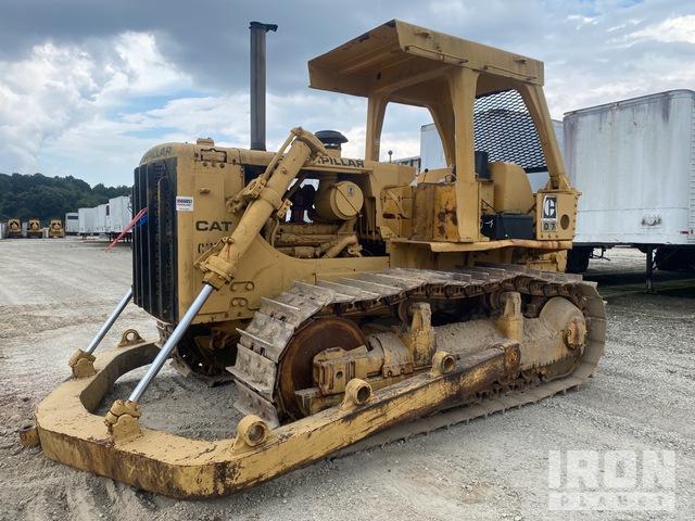 1977 Cat D7G Crawler Dozer, Crawler Tractor