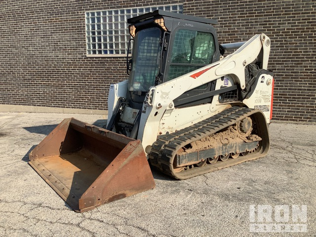 2017 Bobcat T770 Two-Speed High Flow Compact Track Loader, Compact Track Loader
