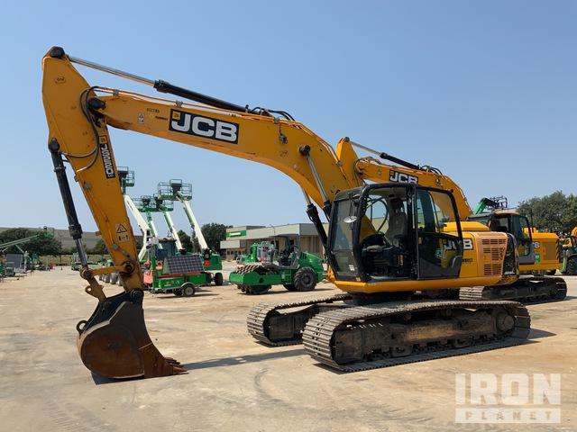 2015 JCB JS220LCT4 Track Excavator, Hydraulic Excavator