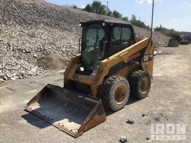 2017 Cat 236D Skid Steer Loader, Parts/Stationary Construction-Other