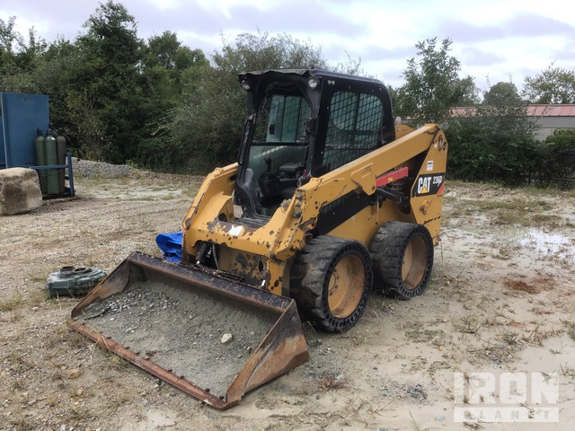 2016 Cat 236D Two-Speed Skid Steer Loader, Parts/Stationary Construction-Other