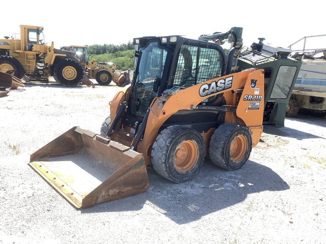 2015 Case SR210 Skid Steer Loader, Parts/Stationary Construction-Other