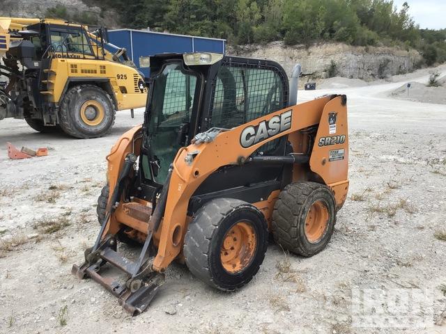 2014 Case SR210 Skid Steer Loader, Parts/Stationary Construction-Other