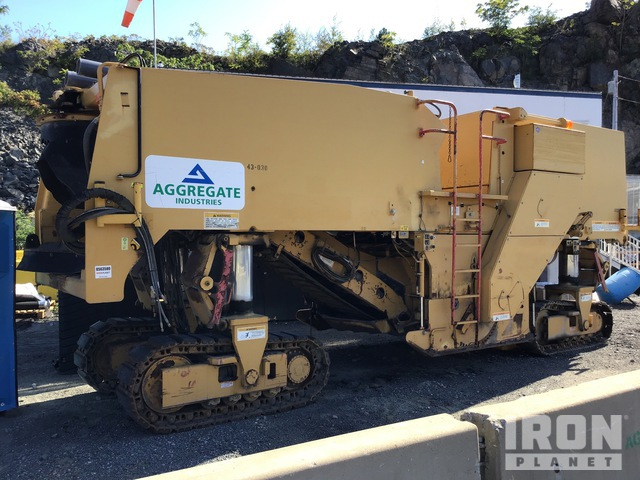 2010 Cat PM201 Tracked Cold Planer, Parts/Stationary Construction-Other