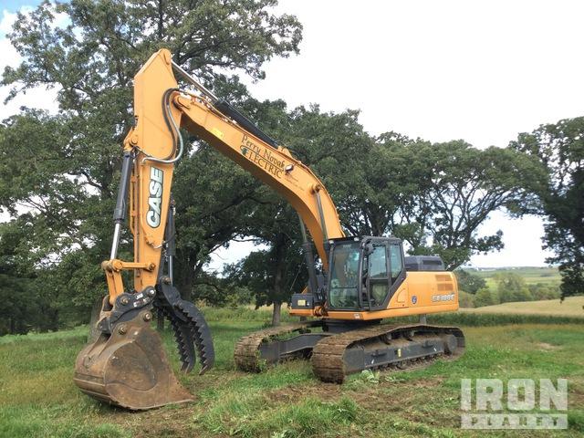 2014 Case CX300C Track Excavator, Hydraulic Excavator