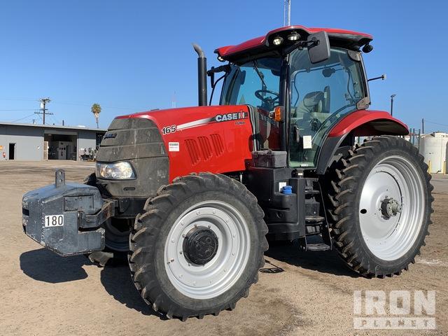 2016 Case IH Puma 165 4WD Tractor, MFWD Tractor