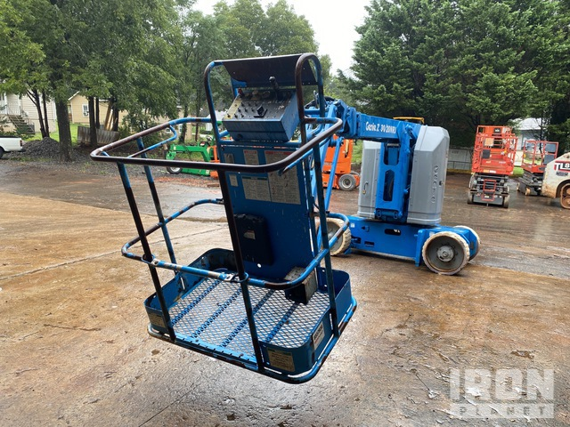 2001 Genie Z30/20NRJ Electric Articulating Boom Lift, Parts/Stationary Construction-Other