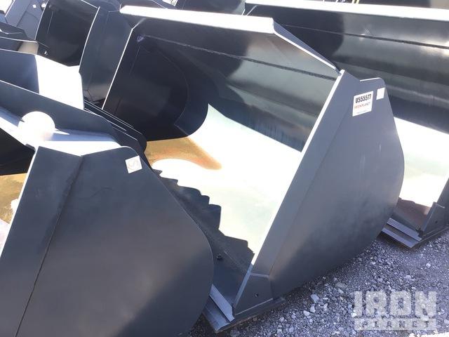 Hyundai HL757-9 108 in Wheel Loader Bucket - Fits Hyundai HL757XTD-9A, Wheel Loader Bucket