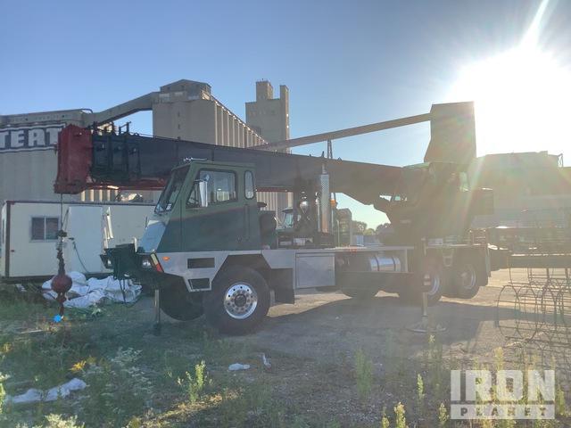2000 Terex 428 Hydraulic Truck Crane, Hydraulic Truck Crane