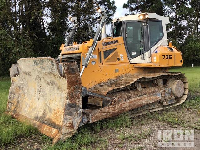 2018 Liebherr PR736 LGP Crawler Dozer, Crawler Tractor