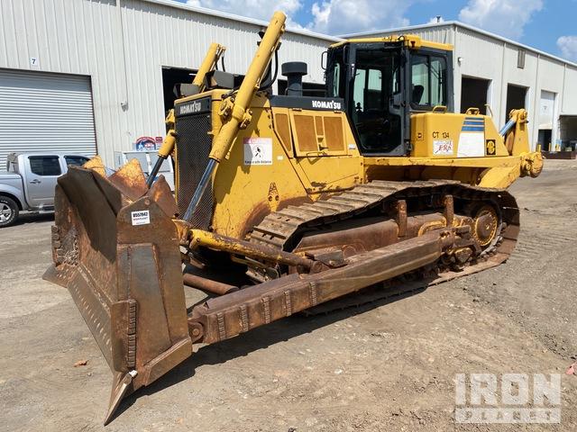 2008 Komatsu D155AX-6 Crawler Dozer, Crawler Tractor