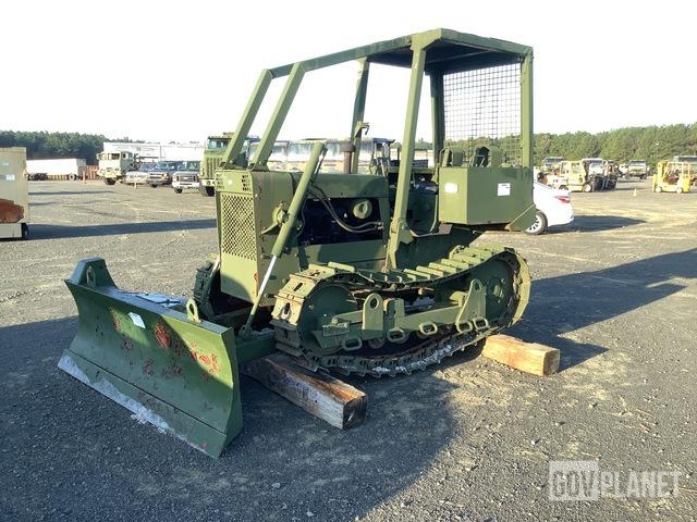 Case MC-450 Crawler Dozer, Crawler Tractor