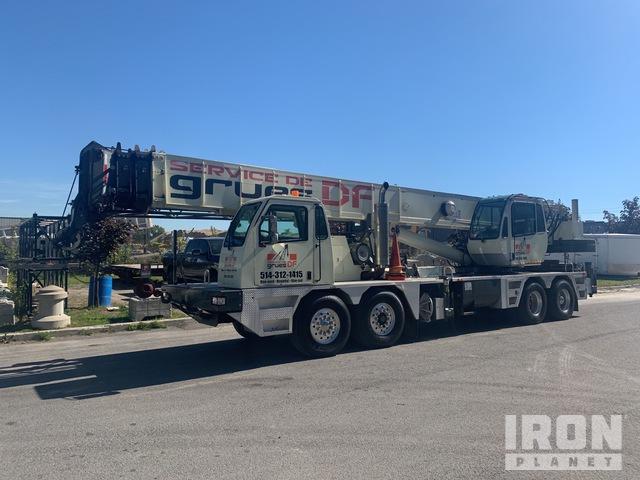 2007 Terex T560-1 56 ton 8x4x4 Hydraulic Truck Crane, Hydraulic Truck Crane