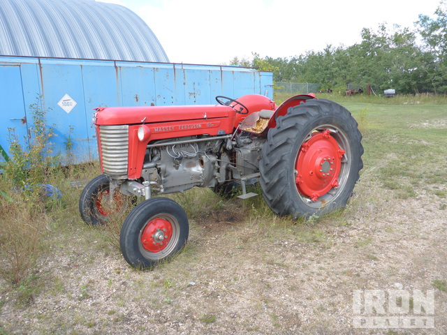 1958 (unverified) Massey Ferguson 65 2WD Tractor, Antique Tractor