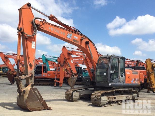 2011 年 Hitachi ZX200-3 Track Excavator, Hydraulic Excavator