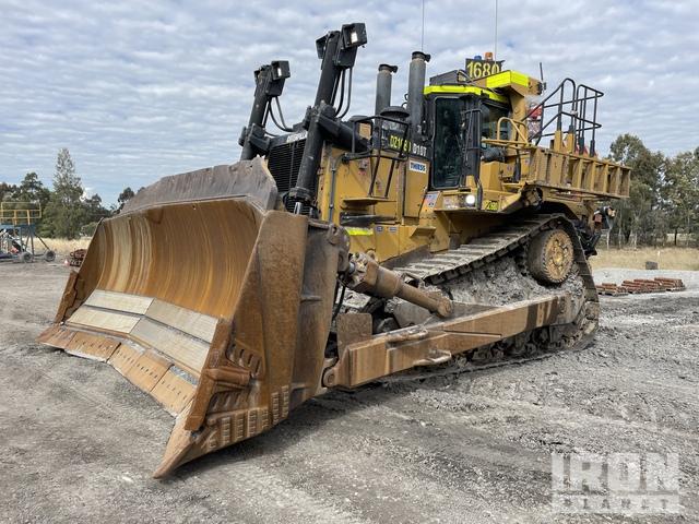 2012 Cat D10T XQ Crawler Dozer, Crawler Tractor