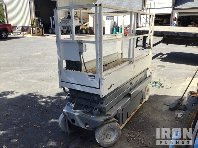 1994 Snorkel SL-20 Electric Scissor Lift, Parts/Stationary Construction-Other