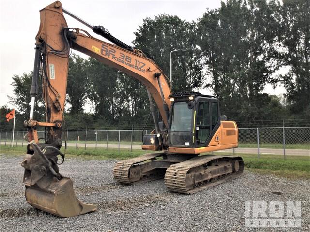 2015 Case CX180C Track Excavator, Hydraulic Excavator
