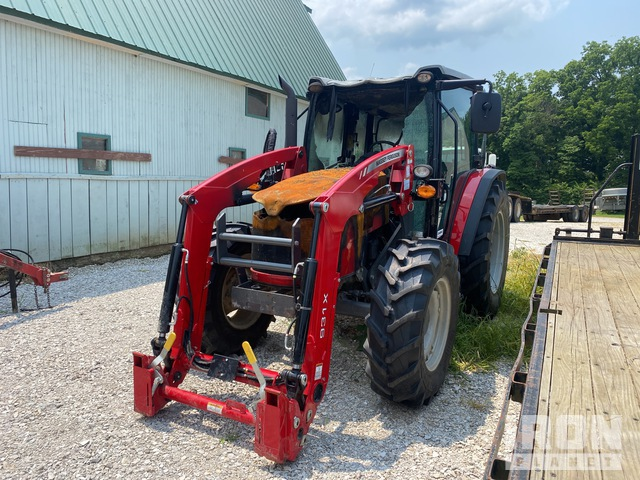 2018 Massey Ferguson 4710 4WD Tractor, Parts/Stationary Construction-Other