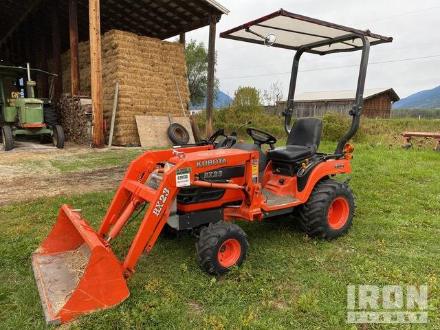 2005 (unverified) Kubota BX23 4WD Utility Tractor, Utility Tractor