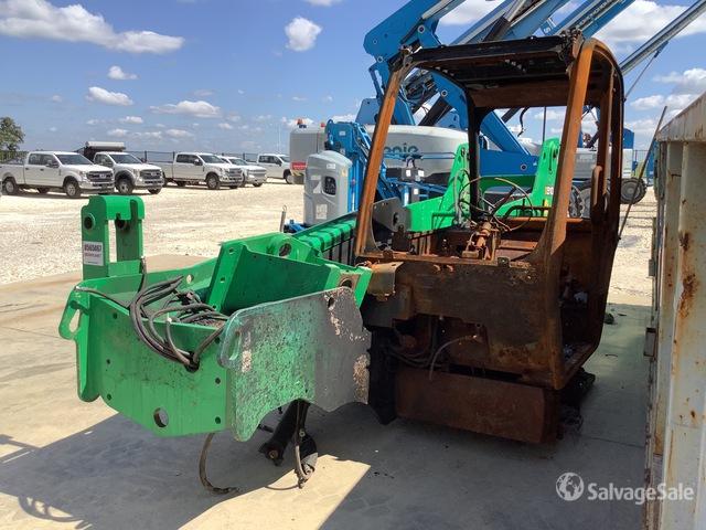 2020 JCB 510-56 Telehandler Chassis, Telescopic Forklift