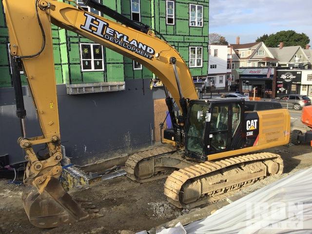 2013 Cat 336EL Track Excavator, Hydraulic Excavator