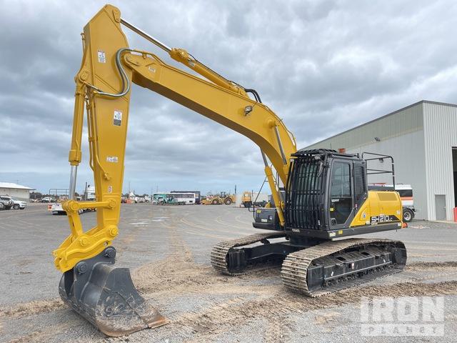 2021 Sumitomo SH210LC Track Excavator, Hydraulic Excavator