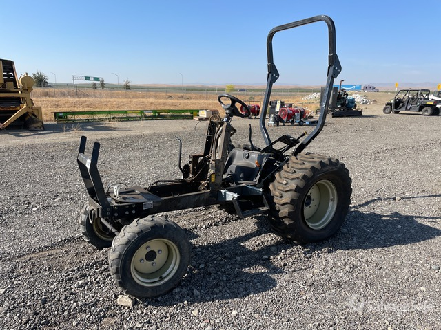 Yanmar SA24 4WD Utility Tractor Chassis, Utility Tractor