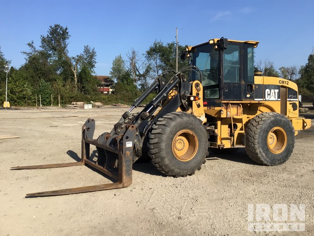 2003 Cat IT38G Tool Carrier, Integrated Tool Carrier