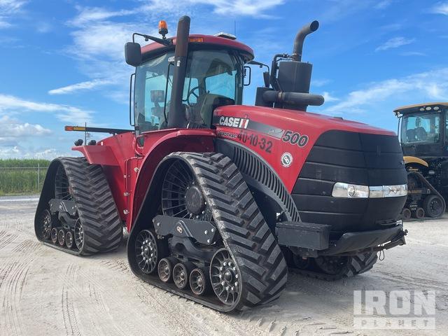 2015 Case IH Quadtrac 500 Scraper Tractor, 4WD Tractor