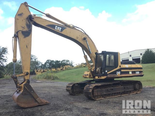 1997 Cat 330BL Track Excavator, Hydraulic Excavator