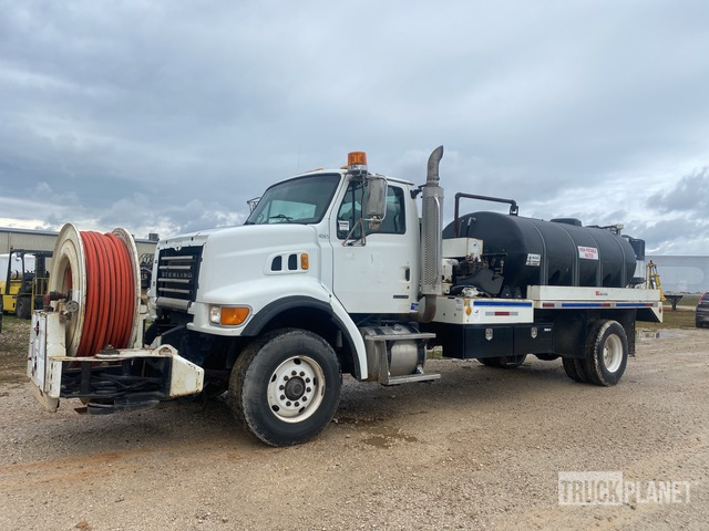 2006 Sterling L7500 4x2 Sewer Rodder Truck, Rodder Truck