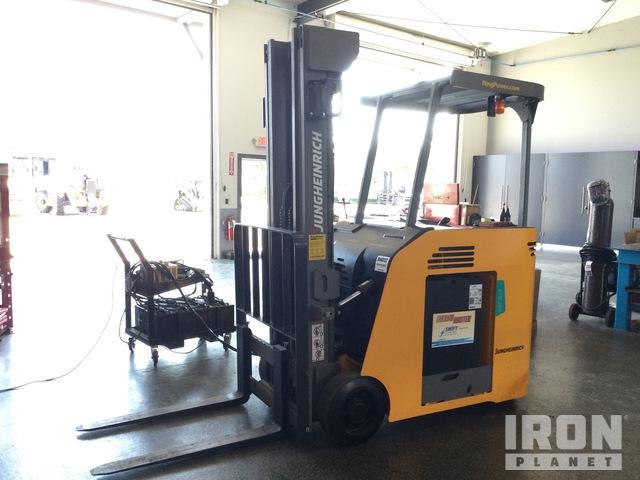 2017 Jungheinrich ETG350-36V 4550 lb Electric Forklift, Electric Forklift