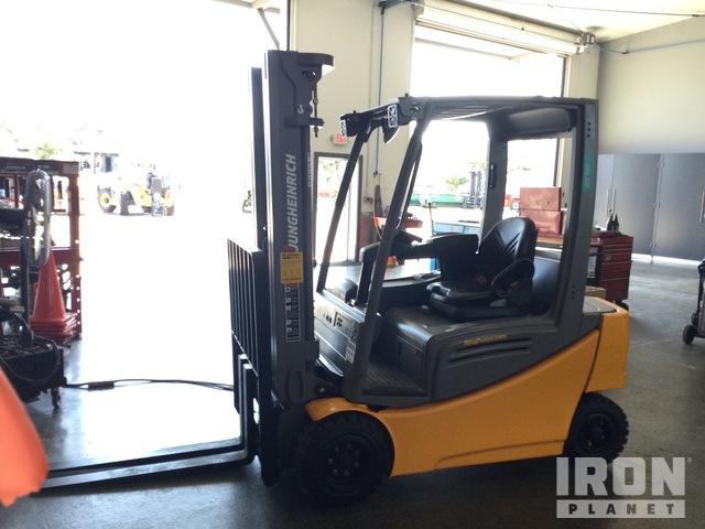 2018 Jungheinrich 3960 lb Electric Forklift, Electric Forklift