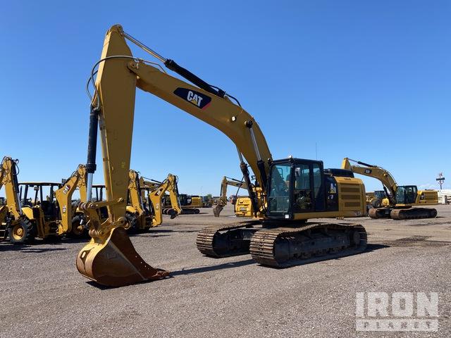 2016 Cat 336F L Track Excavator, Hydraulic Excavator