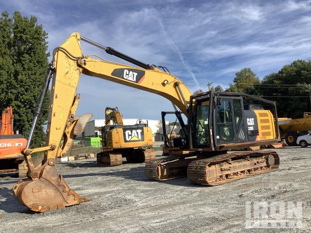 2012 Cat 320EL Track Excavator, Hydraulic Excavator