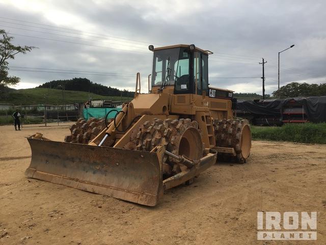 2007 Cat 815F Soil Compactor, Compactor