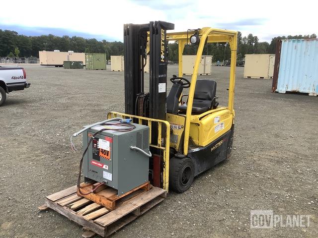 Hyster J40XNT Electric Forklift, Electric Forklift