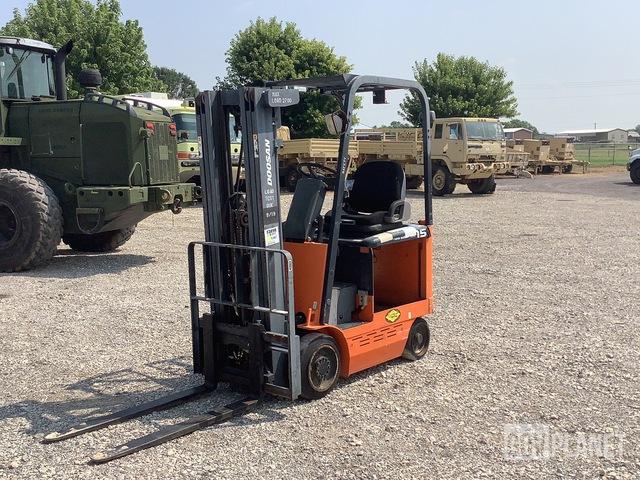 Doosan BC15S Electric Forklift, Electric Forklift