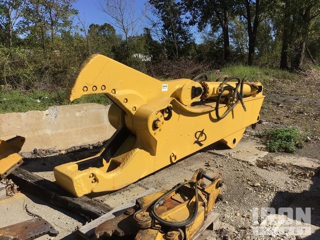 LaBounty Hydraulic Shear - Fits Cat 235C Excavator, Shear