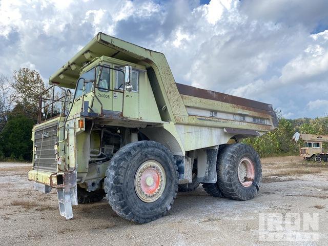 1996 Euclid R60 Off-Road End Dump Truck, Rock Truck