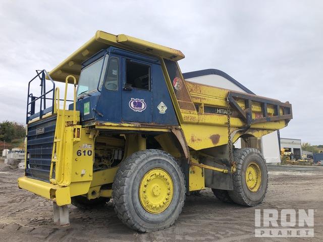 2004 Euclid/Hitachi EH700 Off-Road End Dump Truck, Rock Truck