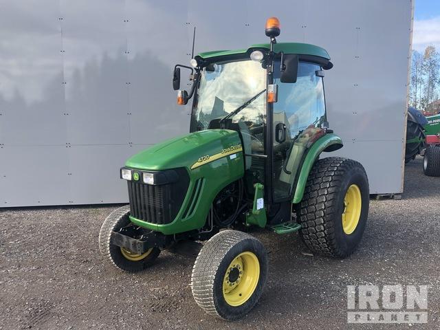 2012 John Deere 4720 2WD Utility Tractor, Utility Tractor