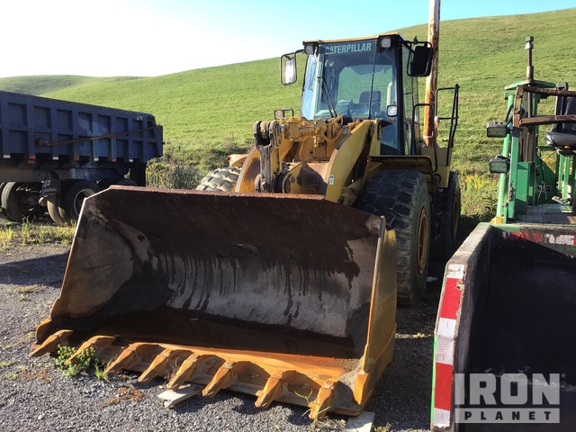 1999 Cat 962G Wheel Loader, Parts/Stationary Construction-Other
