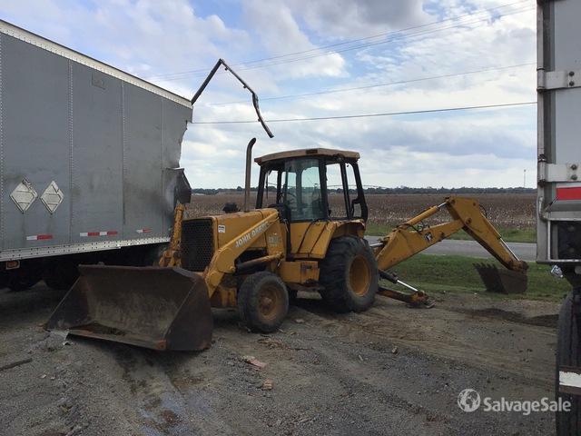 John Deere 410C 4x2 Backhoe Loader, Parts/Stationary Construction-Other