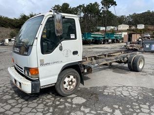 Cab & Chassis Trucks